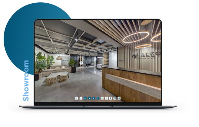 Discover and browse our 360 Showroom