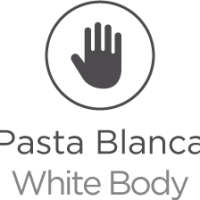 Pasta blanca