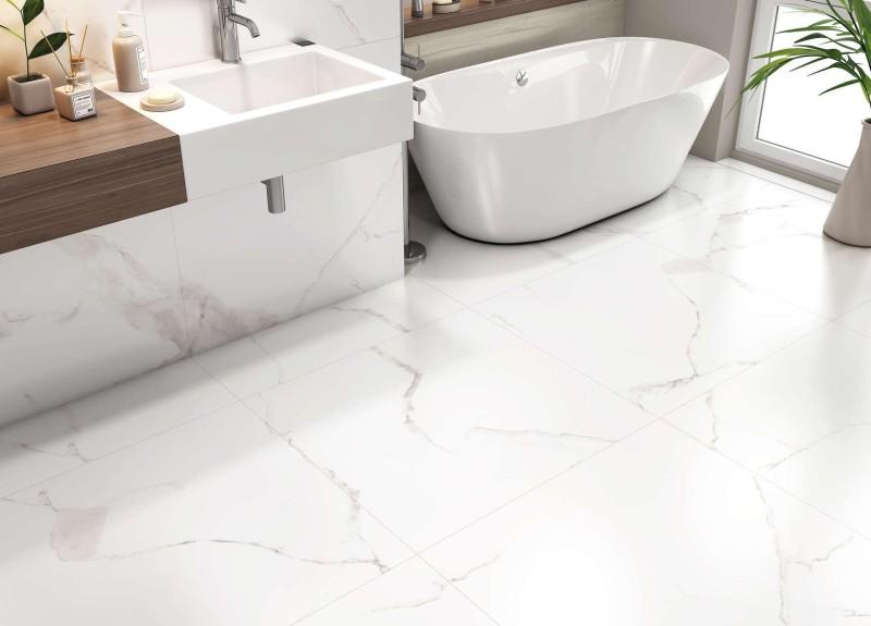 Tiziano (Efecto) Blanco 60X60